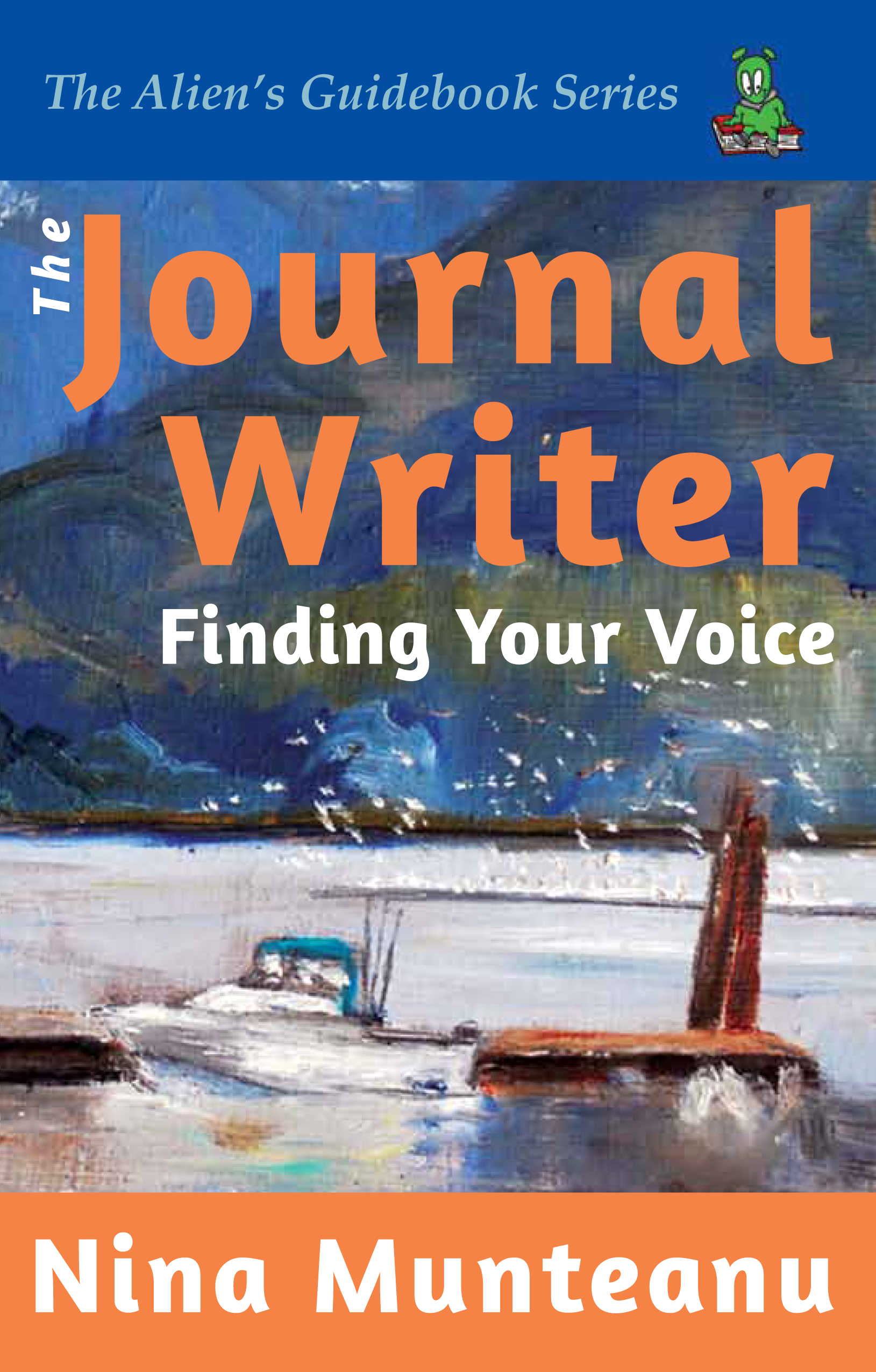 The Journal Writer: Finding Your Voice